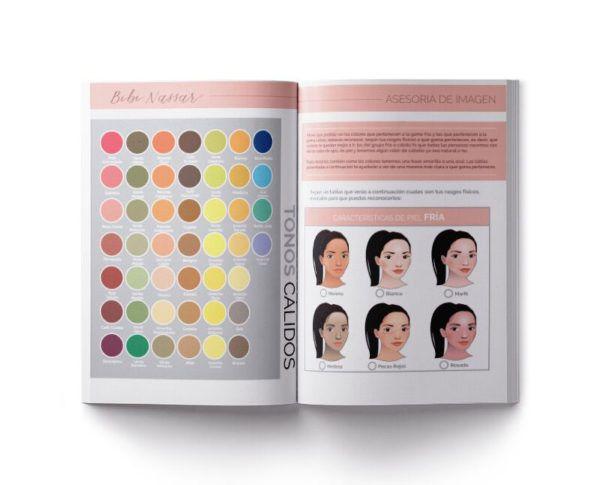 ebook colorimetria - Tienda Bibi Nassar